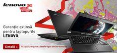 Garantie extinsa la laptop-urile Lenovo