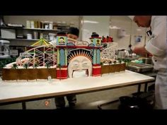 Luna Park at the Gingerbread Village by EPICURE - YouTube