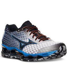 Mizuno Men's Wave Prophecy 4 Running Sneakers from Finish Line