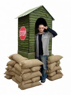 Guard Hut Control Point