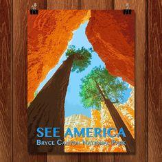 Bryce Canyon National Park by Zack Frank
