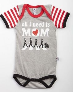 All I need is Mom