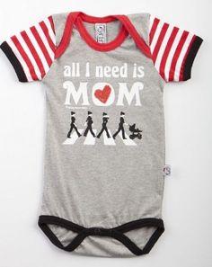All I need is Mom