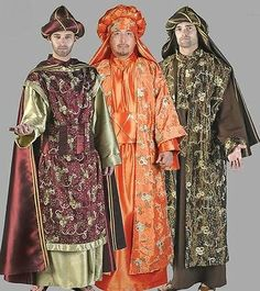 Deluxe Three Wise Men Three Kings Costume Theatrical Quality | eBay & 63 best Costumes for plays images on Pinterest | Carnivals ...