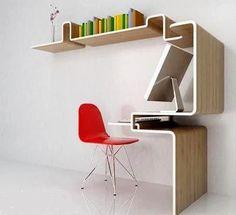 Creative computer desk