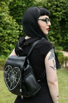Silky My favorite backpack from The Gothic Shop <3