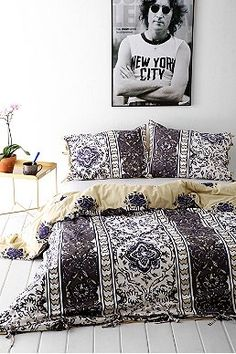 RococcoLA Happy Elephant Duvet Cover - Urban Outfitters