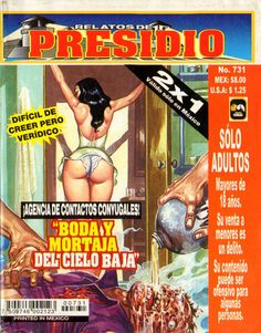 Relatos De Presidio #731