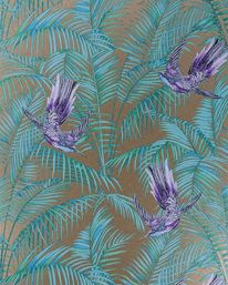 Sunbird Metallic Bronze/Purple/Turquoise från Matthew Williamson