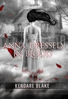 Anna-dressed-in-blood - Cas has been killing ghosts for as long as he could handle his late father's ghost-slashing knife. It's a lonely life, but one that he fully accepted until coming face to face with Anna, the murderous ghost of a dead teen who wants to leave but can't. Anna doesn't want to kill but must, and she terrifies Cas -- not because of her black eyes or blood-soaked dress, but because she makes him hesitate.