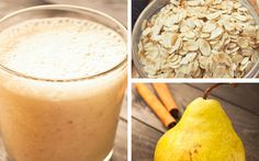 """Recipe: Immune-Boosting Pear Oat n Kefir Smoothie Serves 1 Ingredients: 1 cup Kefir 1 Pear, medium, cored and chopped 1/4 cup rolled Oats 1 Tbsp Almond Butter 1 tsp Maple Syrup 1/2 teaspoon grated fresh Ginger, or ¼ tsp dried ginger ¼ tsp ground Cinnamon, plus more to garnish Blend until smooth and enjoy. <a href=""""http://www.drinkmehealthy.com/recipe-immune-boosting-pear-oat-n-kefir-smoothie/"""" title=""""Read more"""" >...</..."""
