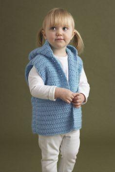 crochet hoodie - free pattern