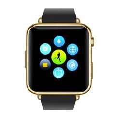 Bluetooth Mobile Phone Watch - GSM SIM Card Slot, 32GB Micro SD Slot, Phone book, Call Answer, SMS