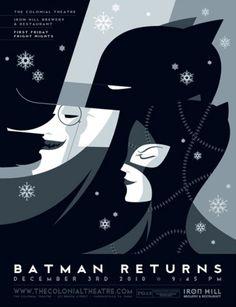 Batman.... hmmm for brother's birthday??