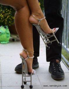 Dünyanın en değişik ayakkabıları, 2014 Değişik ayakkabı modelleri - Resim 6