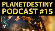 Planet Destiny: PD Podcast #15 (with Ms 5000 Watts)