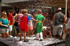 """ACONTECE: Programação dos polos """"Infantil"""" no Carnaval do Re..."""