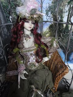SD+bjd+victorian+outfit+top+hat+by+Dreamdolldress+on+Etsy,+$200.00