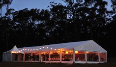 little forest marquee