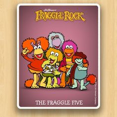 Fraggle Rock Collections - The Fraggle Five