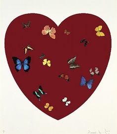 Damien Hirst, Big Love