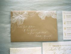 Hawaiian Wedding Invitations | hawaiian wedding invitations love the vintage look!!