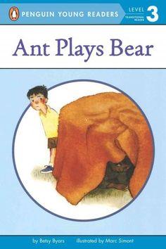 Precision Series Ant Plays Bear