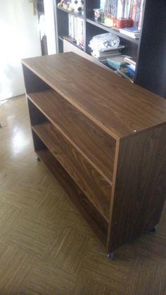 First attempt TV  furniture  ;)