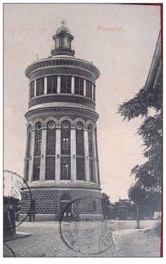 Bucuresti - Foisorul de Foc - interbelica