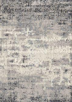 Tendance: Nouvelles patines  Jacquard de polyester et coton. Yuza, coloris Poivre (Lelièvre)