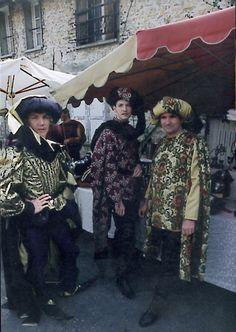 Fête médiévale - Provins (77) Juin 1994