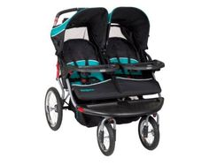 Baby Strollers For Twins Girls Boys Two Jogging Travel System Kid Infant #BabyTrend