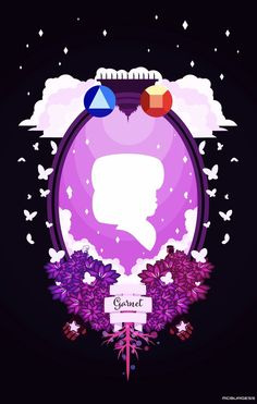 """""""Today's art concludes with portrait for Yin Yang, Wallpapers Wallpapers, Steven Universe Diamond, Steven Universe Wallpaper, Steven Universe Characters, Steven Univese, Lapidot, Universe Art, Garnet"""