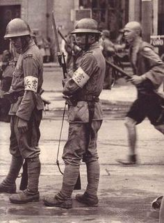 Kempeitai, Japan's Military Police, in China in History, War History, pin by Paolo Marzioli Military Police, Military Art, Military History, Japanese Uniform, Warring States Period, Army & Navy, China, Armed Forces, World War Two