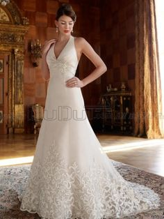 Free Shipping Wedding Dresses With Embroidery, Wedding Dress, wedding gowns, bridal dresses
