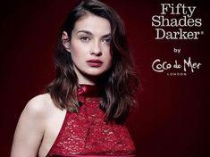 Passend zur Fortsetzung von 50 Shades Of Grey - 50 Shades Darker - gibt es nun einen Teil der erotisierten Stimmung für Zuhause: Das Unterwäsche-Label Coco de Mer präsentiert die neuen Dessous zum Film.