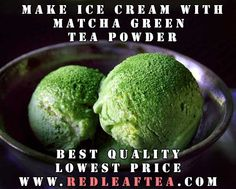 If you love tiramisu and Matcha green tea, this is an ice cream recipe you should try! It is rich and so delicious! Rich in Antioxidant. Matcha Ice Cream, Green Tea Ice Cream, Matcha Green Tea Powder, Ice Cream Party, Tea Recipes, Ice Cream Recipes, Sweet Recipes, Cooking Recipes, Matcha Smoothie