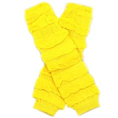 Bright Yellow Leg Warmers for Baby Baby Bee Costume, Leg Warmers, Tights, Costumes, Tees, Bright Yellow, Cotton, Shopping, Birthdays