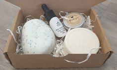 Corporate Vegan Spa Box Hyaluronic Acid Cream, Organic Body Wash, Organic Face Products, Luxury Soap, Vegan Gifts, Vegan Soap, Gifts For Wife, Serum, Box