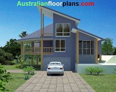294m2  4 Bedrooms  Home Plan 4 bed  4 by AustralianHousePlans