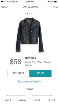 Your pin collection needs the perfect denim jacket #affiliate #stitchfix