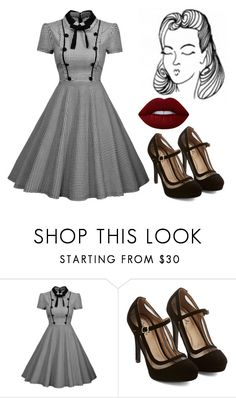 """""""Untitled #473"""" by skh-siera18 ❤ liked on Polyvore featuring Lime Crime"""