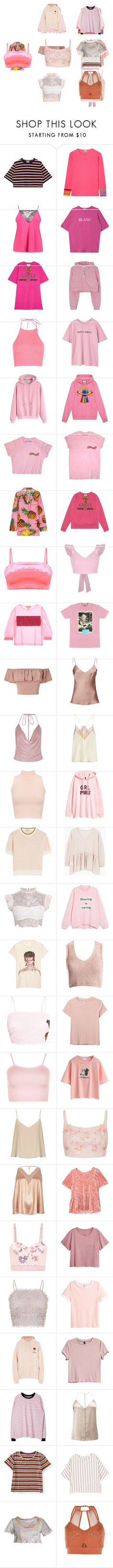 """""""Untitled #32"""" by harthkai on Polyvore featuring Orwell + Austen, Boohoo, Gucci, MANGO, Dolce&Gabbana, River Island, Paskal, Miss Selfridge, Gilda & Pearl and Zadig & Voltaire"""