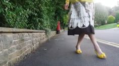 My exceptionally comfortable, stylish & very swishy CLASSICS skirt with…