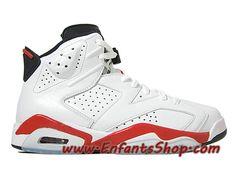 wholesale dealer dbbc3 ca2af Air Jordan 6 Retro ´White Bulls´ Homme Jordan release 2017 Pour Blanc -  1705050262 - Nike Air Jordan Officiel Site (FR). Chaussures ...