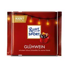 Ritter Sport, Chocolate, Schokolade, Chocolates
