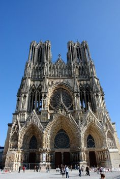 Reims - La Cathédrale
