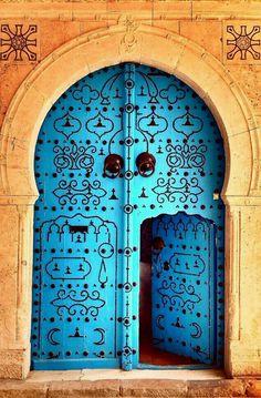Porte du Maghréb
