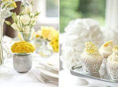 christine meintjes holland wedding workshop 040 e1367451629272 Baby Shower in bianco e giallo