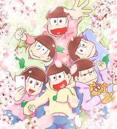 [오소마츠상/사쿠라마츠, 봄봄봄, 봄이왔네요] : 네이버 블로그 Ichimatsu, Haikyuu Anime, South Park, Singing, Geek Stuff, Animation, Manga, Fandoms, Babies